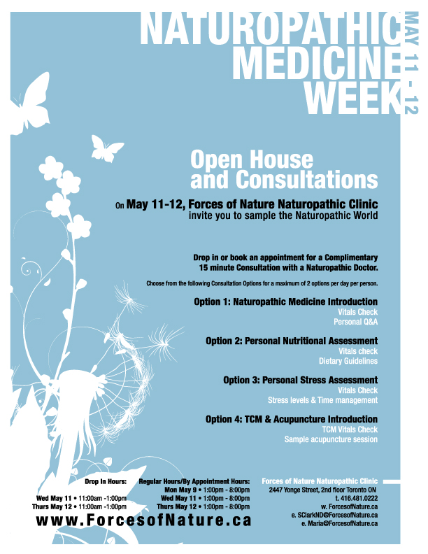 book a free consultation with naturopathic doctor shawna clark for naturopathic medicine week