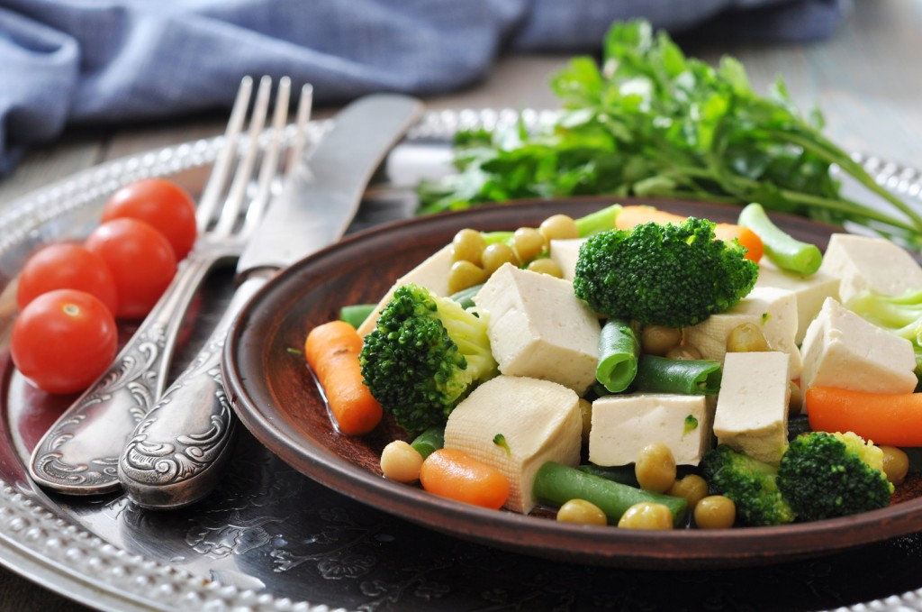 Broccoli and Soy help fight cancer