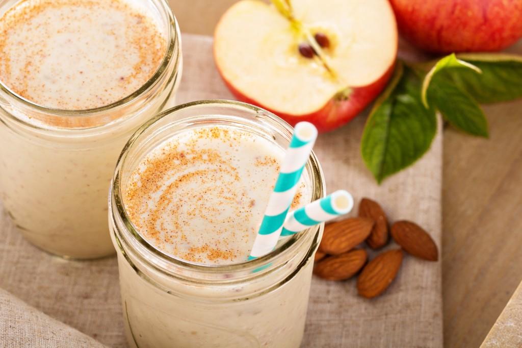 apple crisp smoothie